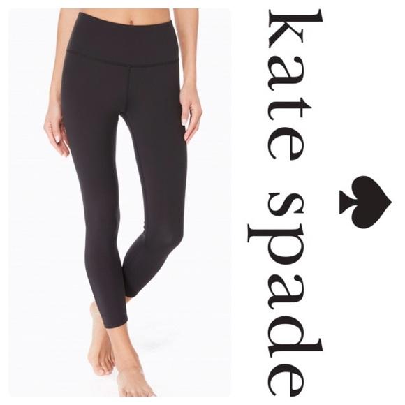 db3a93f89c512 kate spade Pants   New Stretch Legging Black   Poshmark